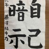 小6 藤澤 結希乃